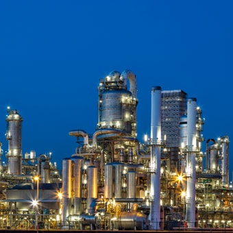 industrial gas manufacturing