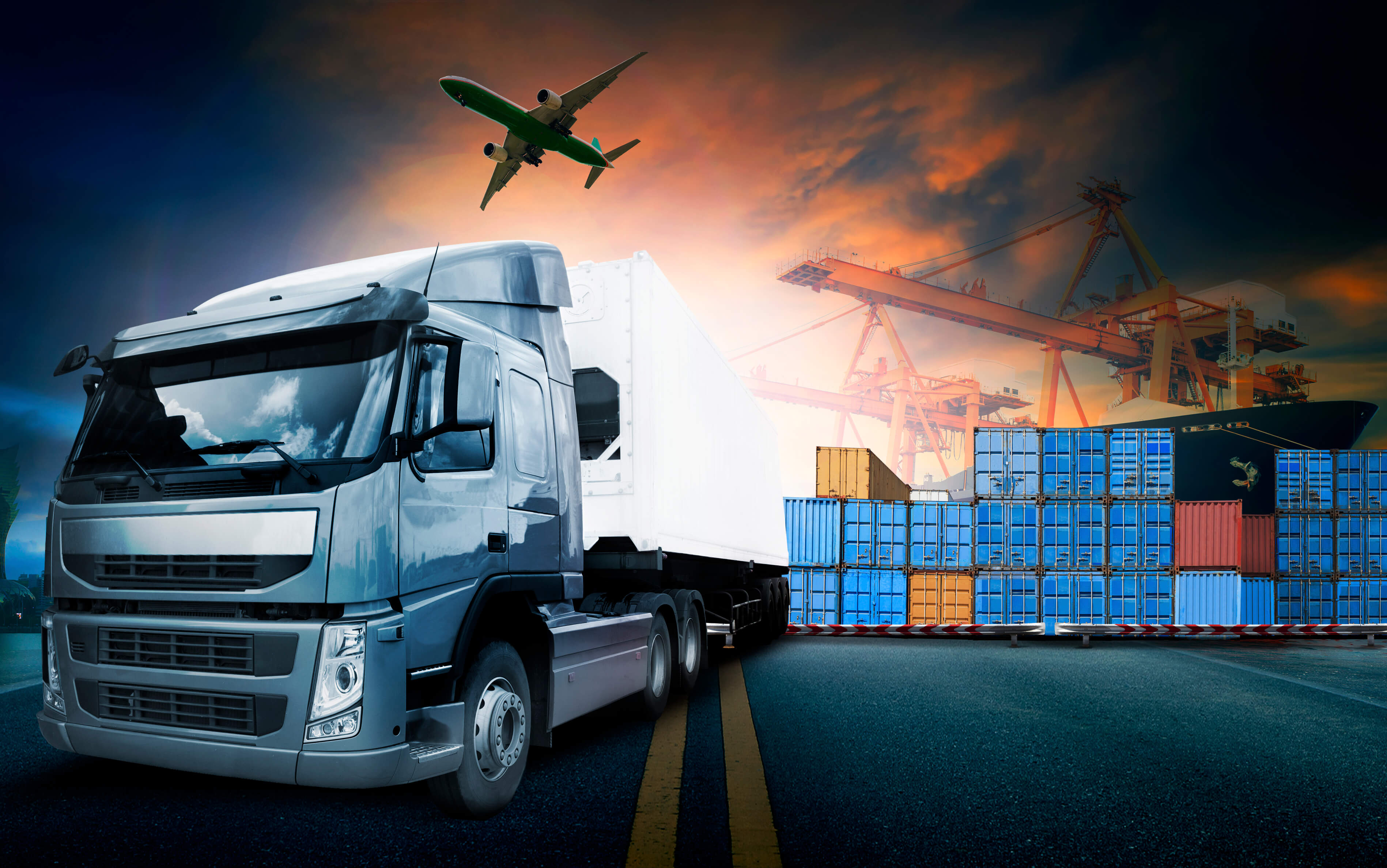 How to Identify the Best Logistic Transport for One's Company.