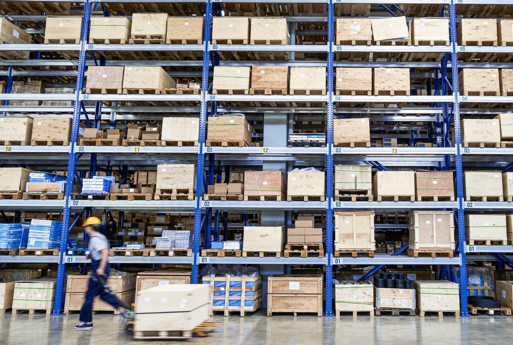 Warehouse Location Optimization