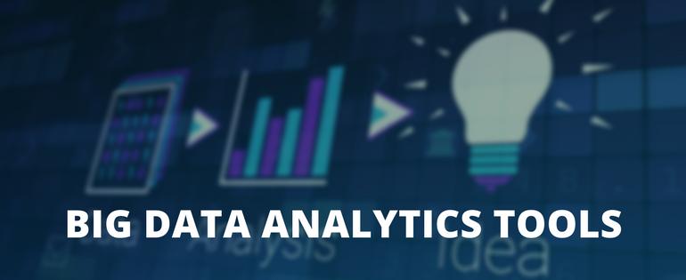 Big Data analytics tools