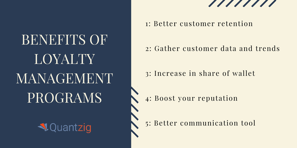 Benefits of Loyalty Management Programs