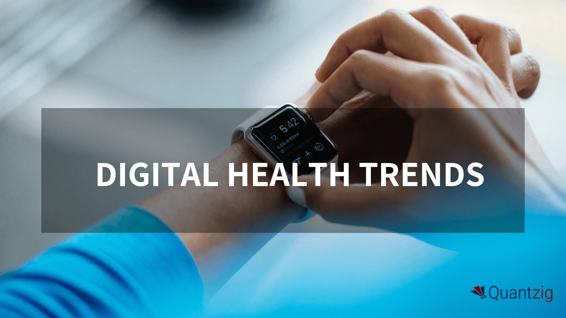 Digital Health Trends