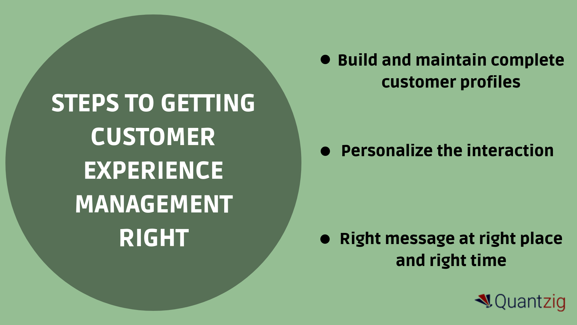 steps to getting customer experience management right (1)