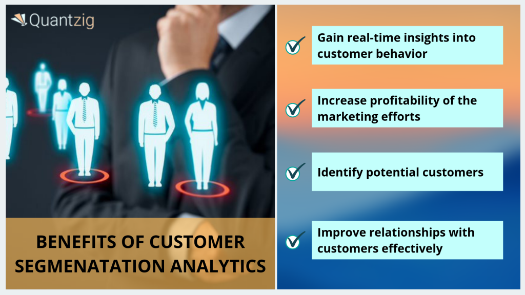 CUSTOMER SEGMENTATION ANALYTICS CS INFOGRAPHIC