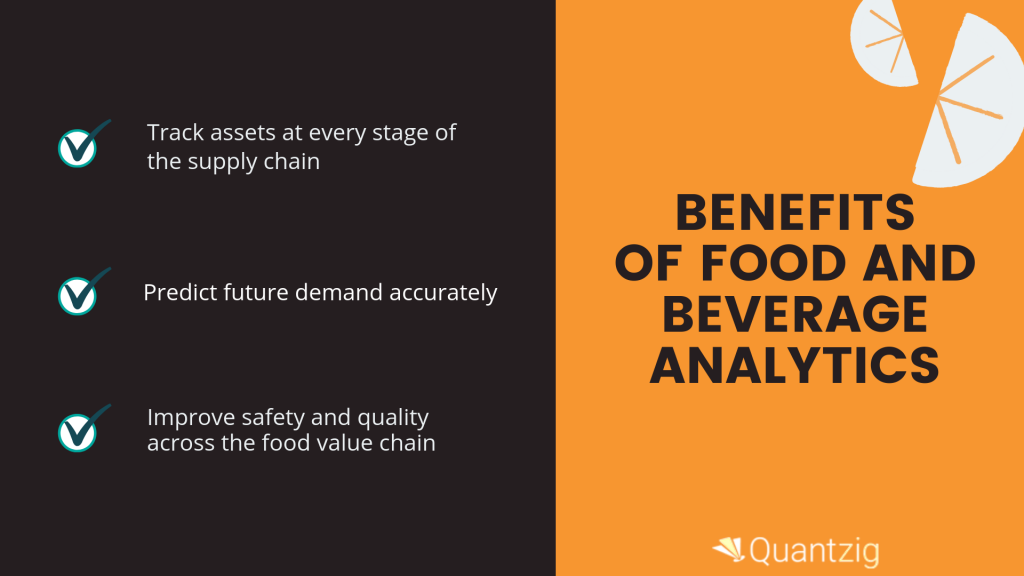 FOOD AND BEVERAGE ANALYTICS