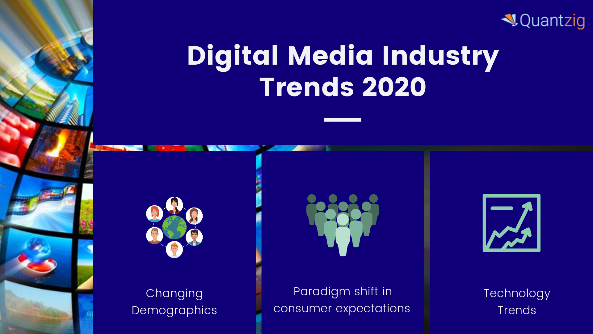 DIGITAL MEDIA INDUSTRY TRENDS